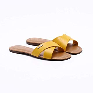 Chinelo Amarelo Sol