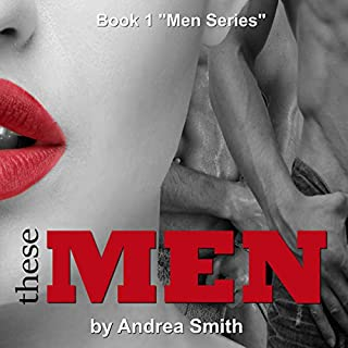 These Men     G-Man Series              By:                                                                                                                                 Andrea Smith                               Narrated by:                                                                                                                                 Tor Thom,                                                                                        Charley Ongel                      Length: 4 hrs and 3 mins     109 ratings     Overall 4.2