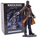 Watch Dogs Aiden Pearce Execution Statue Character Figurine Collectible Model Toy