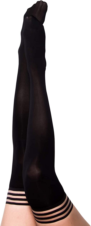 Kix'ies Danielle Solid Opaque Black