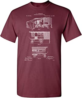 Photo Gallery Wagon T-Shirt, Old Camera Studio, Photographer Gifts, Film Student
