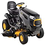 Poulan Pro PP22VA48, 48 in. 22 HP Briggs & Stratton V-Twin Gas Riding Lawn Mower