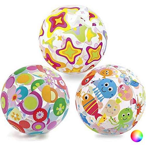 Intex Ballon Gonflable Design mer - D 51 cm - Vinyle - Modèle aléatoire