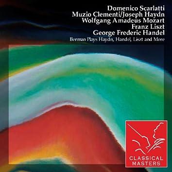 Berman Plays Haydn, Handel, Liszt and More
