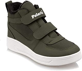 92.511836.F Haki Erkek Çocuk Sneaker Ayakkabı