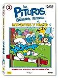 Los Pitufos: Deporte y fiesta [DVD]