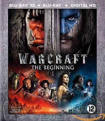 DVD - Warcraft - The beginning (3D) (2 DVD)