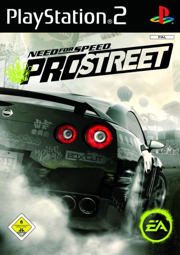 Electronic Arts Need For Speed Prostreet PlayStation2 - Juego (DEU)