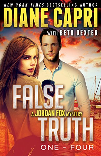 False Truth 1-4 Series Starter: Exciting Adventure Mystery Thrillers To Keep You Up All Night (Jordan Fox Mysteries Series Book 1)