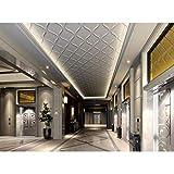 6 m², Paneele 3D Platten Wanddekoration Wandpaneele Dekoration, Amanda