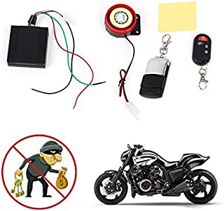 Small-Chipinc - Selling Scooter Car Alarm System Remote Control 12V Anti-theft Motorcycle Bike jul17
