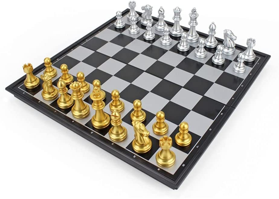 GGHHJ Chess Travel Magnetic Max 85% OFF Education Folding and New sales Portable