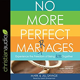 No More Perfect Marriages audiobook cover art