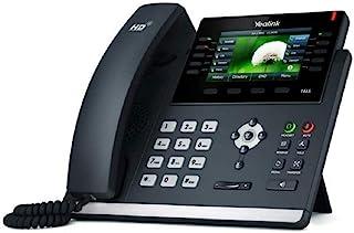 Yealink Sip-T46S Ip Phone, Zwart