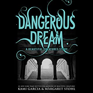 Dangerous Dream audiobook cover art