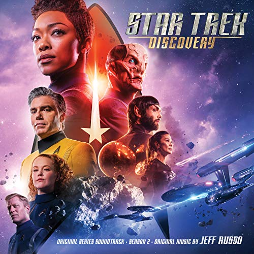 Star Trek: Discovery (Season 2) [Original Series Soundtrack]