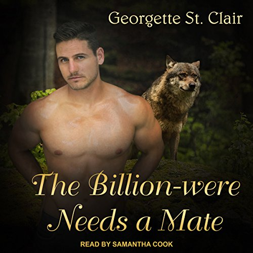 The Billion-were Needs A Mate audiobook cover art
