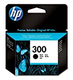 HP 300 CC640EE pack de 1, cartouche d'encre d'origine, imprimantes HP DeskJet, HP Photosmart, HP ENVY, noir