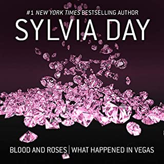 Blood and Roses & What Happened in Vegas cover art