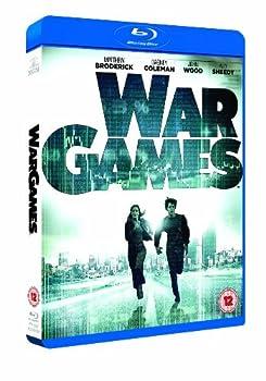 WarGames [Blu-ray]  Region Free