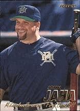 1997 Fleer #129 John Jaha MLB Baseball Trading Card