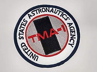 2001年宇宙の旅 TMA-1 モノリス エンブレムロゴワッペン