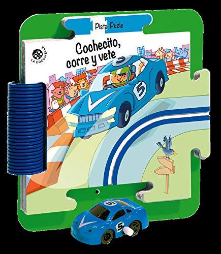 Cochecito, corre y vete (Pista puzle)