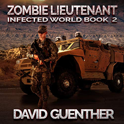 Zombie Lieutenant  By  cover art