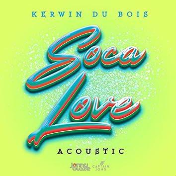 Soca Love (Acoustic)