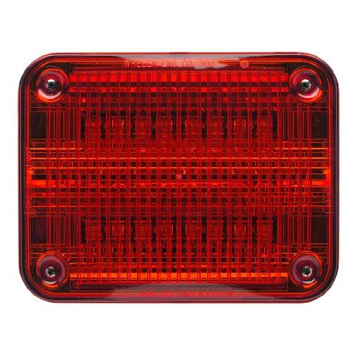 Whelen 900 Series Linear Super-LED Lighthead - Red (90RR5FRR)