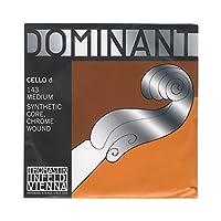 Dominant ドミナント チェロ バラ弦 D線143 4/4