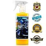 Goclean Waterless Carwash - 700ml / 24oz - Premium Detailer Spray Wax