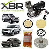 X8R AIR SUSPENSION COMPRESSOR DRYER REPAIR KIT COMPATIBLE WITH LAND ROVER RANGE ROVER SPORT L320 BODY 2005-2013 MODELS ONLY WITH ORIGINAL HITACHI COMPRESSOR SYSTEM PART X8R40