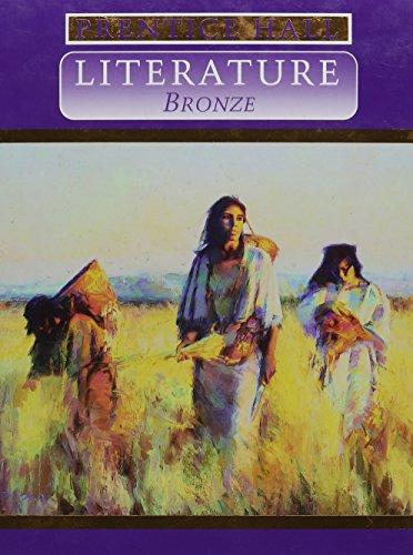 Prentice Hall Literature Bronze Edition