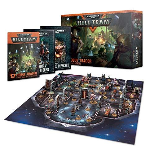 Games Workshop Warhammer 40.000 Kill Team Rogue Trader (Deutsch)