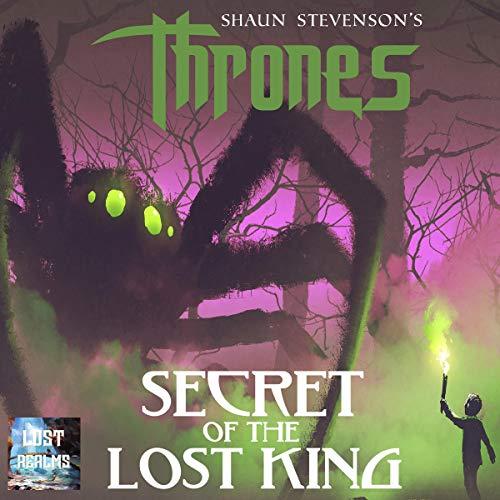 Secret of the Lost King Titelbild