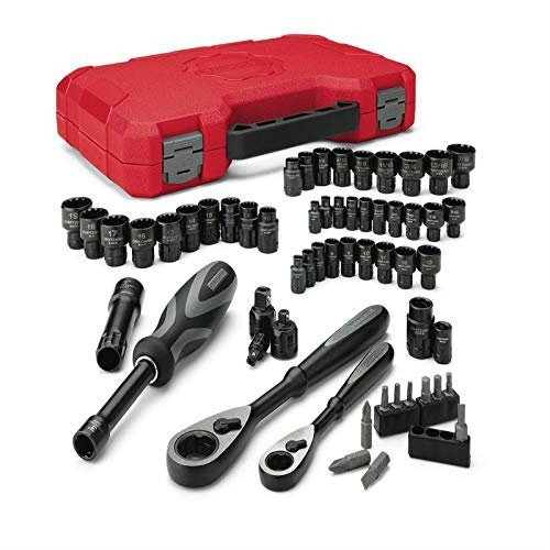 CRAFTSMAN 935430 58 Piece Universal Max Axess Mechanic's Tool Set