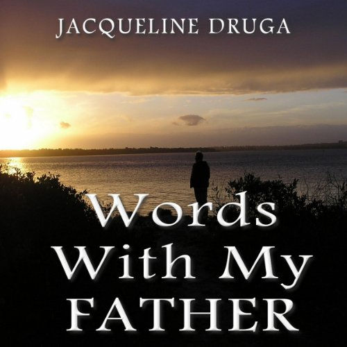 Words with My Father audiobook cover art
