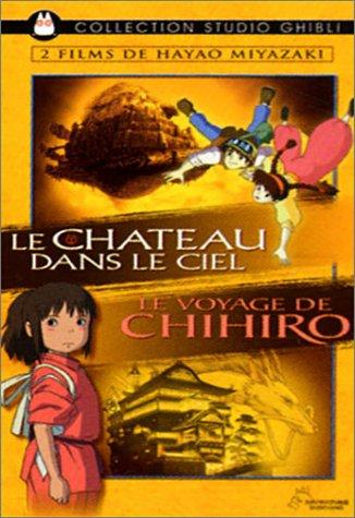 Le Château dans le ciel / Le Voyage de Chihiro - Bipack 2 DVD
