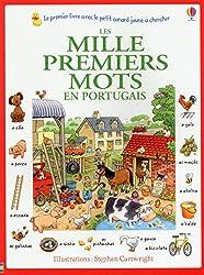 Imagiers portugais Les mille premiers mots en portugais