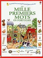 Les mille premiers mots en portugais de Heather Amery