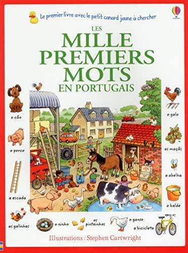 Les mille premiers mots en portugais