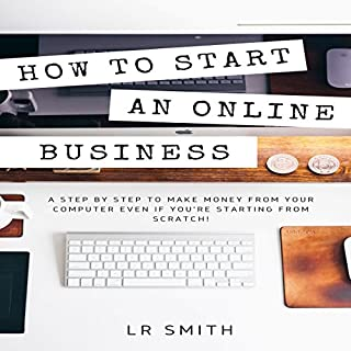 How to Start an Online Business cover art