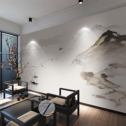 Yancyong 3D Solid Ink Landschaft Wallpaper Wallpaper Nahtlose