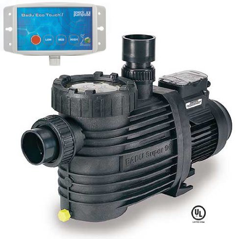 Hot Sale Badu® Eco M3 - Variable Speed Energy Intelligent Pump with Remote