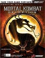 Mortal Kombat® - Deception Official Strategy Guide de Joey Cuellar