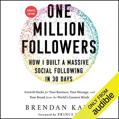Couverture de One Million Followers, Updated Edition