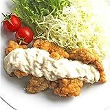 チキン南蛮(宮崎県産もも肉)1kg(500g×2)タルタルソース、甘酢たれ付