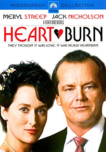 Heartburn - Meryl Streep & Jack Nicholson [DVD]