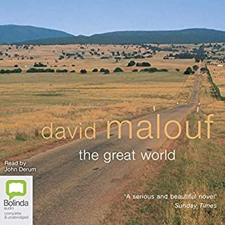 The Great World audiobook cover art